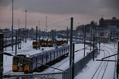 Trains at Rest (milolovitch69) Tags: winter snow railway 2010 hornsey traindepot