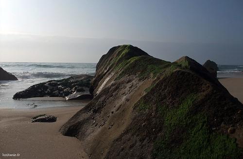 Rocas e Oceano