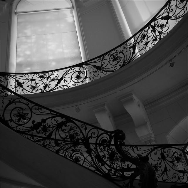 L'escalier du Petit Palais