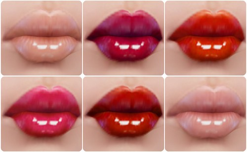 Curio - Ice Queen (tattoo lipstick)