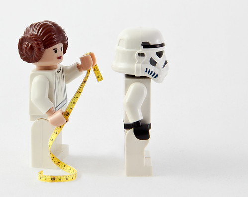 starwars lego competition princessleia tapemeasure