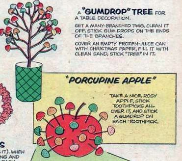 Gumdrop Tree Boys Life Dec 1957