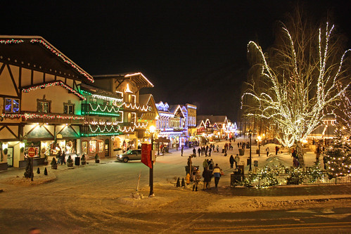 Flickriver Most Interesting Photos From Leavenworth Washington  - Leavenworth Christmas Lighting Festival