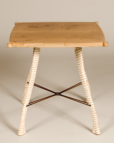 Square Ax Handle Table