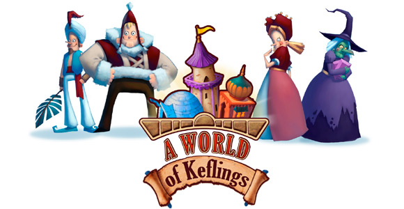 A World of Keflings (XBLA)