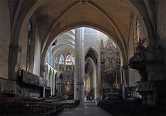 Catedral de Sant Esteve de Tolosa (Monestirs Puntcat) Tags: catedral cathédrale monastery toulouse monasterio santesteve monestir tolosa saintétienne