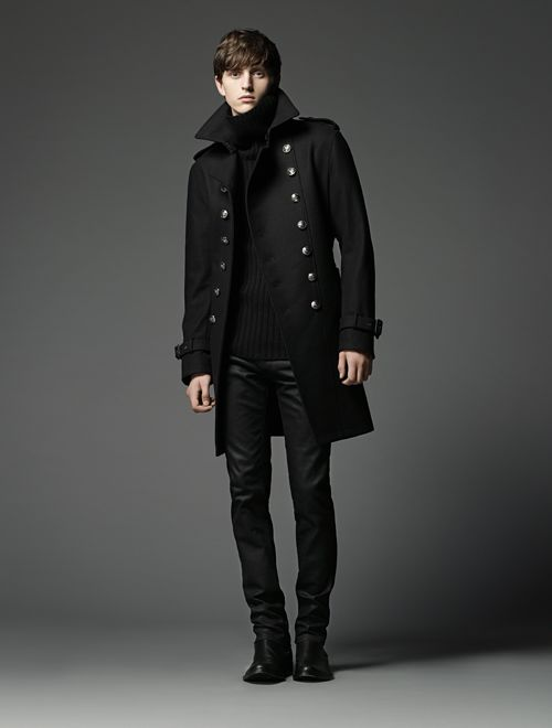 Alex Dunstan0170_Burberry Black Label AW10