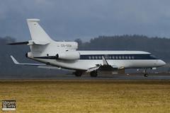 CS-DSA - 30 - Netjets Europe - Dassault Falcon 7X - Luton - 100209 - Steven Gray - IMG_7010