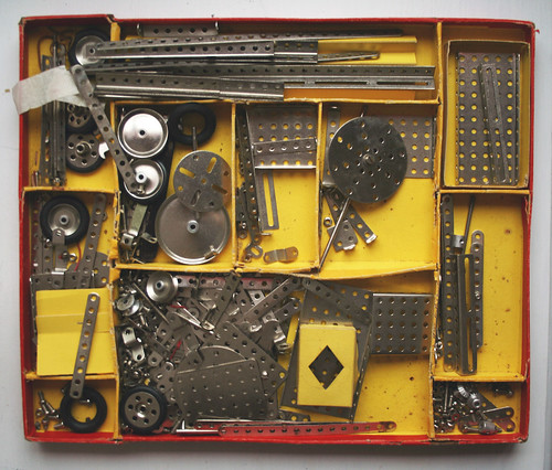 Old metal assembly kit 2