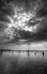 Sepang Gold Coast HDR 11 (Pix Tales) Tags: sea sky blackandwhite cloud canon sand asia wideangle tokina malaysia 7d hdr sepang selangor goldcoast flickraward 1116mm platinumpeaceaward ringexcellence dblringexcellence tplringexcellence