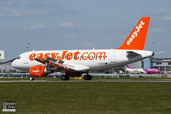 G-EZFN - 4076 - Easyjet - Airbus A319-111 - Luton - 100421 - Steven Gray - IMG_0154
