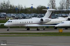 N506QS - 623 - Netjets - Gulfstream V - Luton - 100426 - Steven Gray - IMG_0429