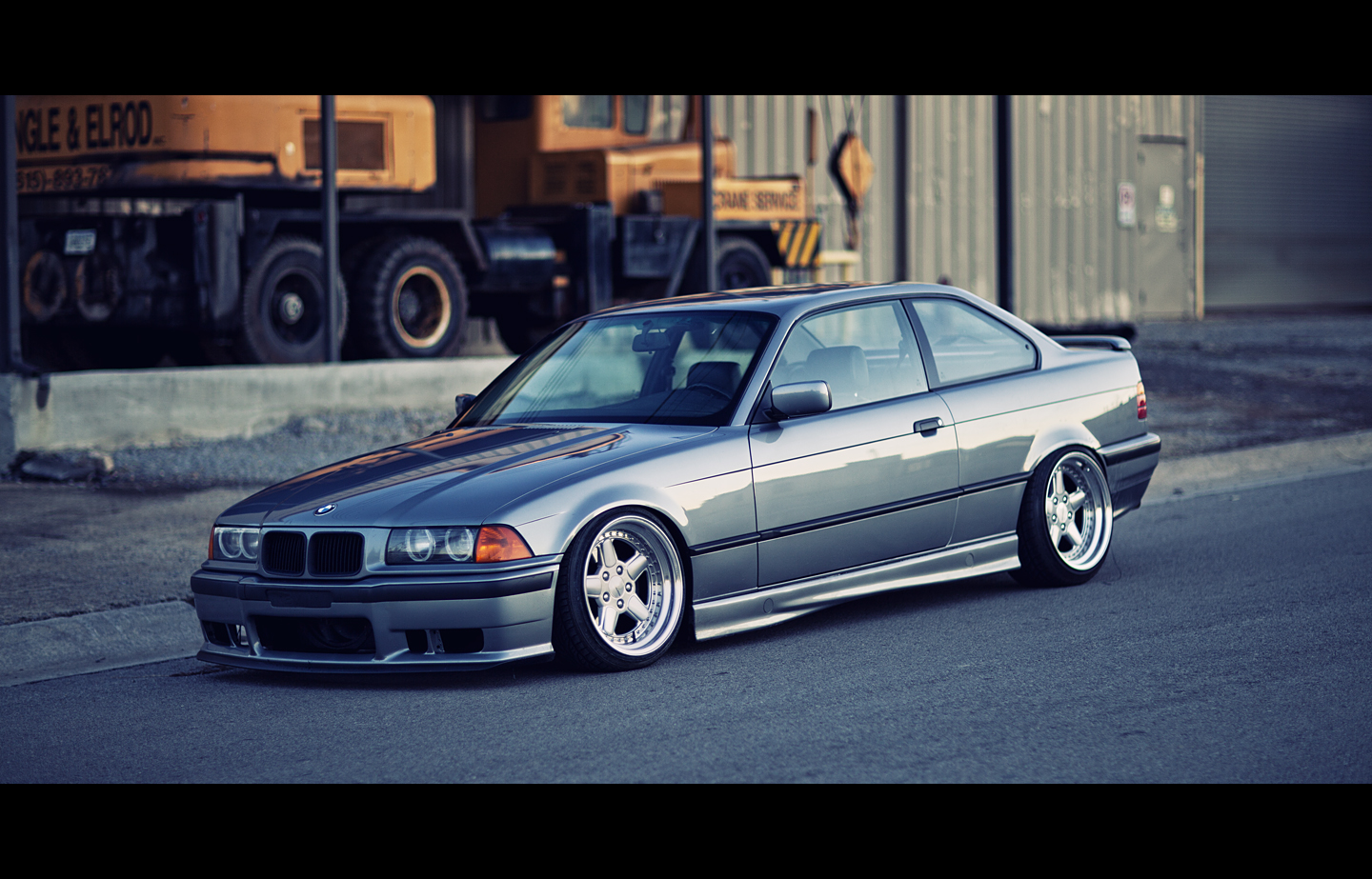 ACS on the E36 - StanceWorks