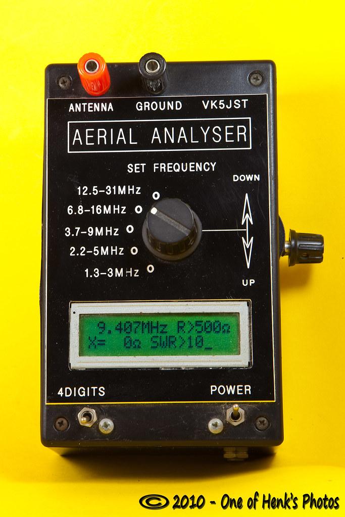 Antenna analyser