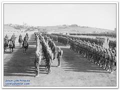 الجنود الاتراك - فلسطين