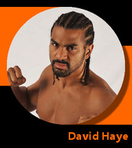 Pictures of David Haye