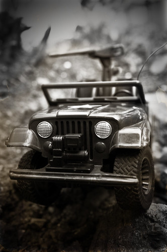 Rc Jeep 80´s