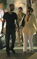 alicia keys and swizz beatz lamping in st barts