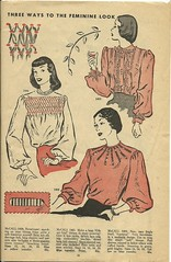 ways to the feminine look (Millie Motts) Tags: fashion vintage pattern sewing mccalls