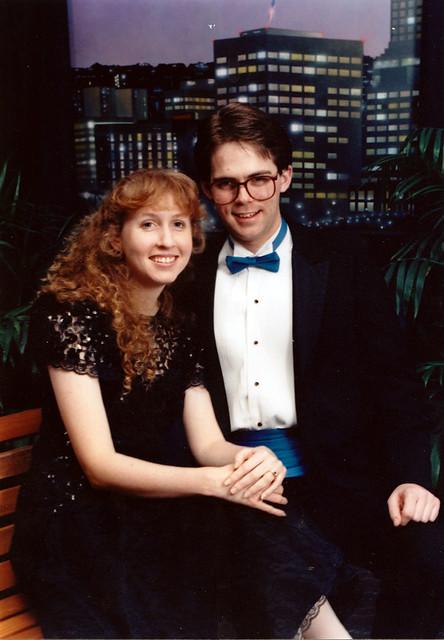 Black Tie Affair 1990