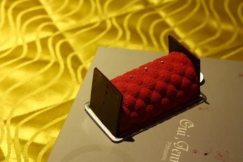 音樂盒_櫻桃巧克力香草