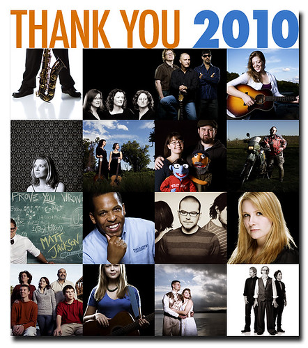 Thank You 2010