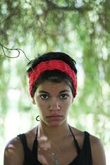 Sauce llorón (María Granados) Tags: 50mm retrato f18