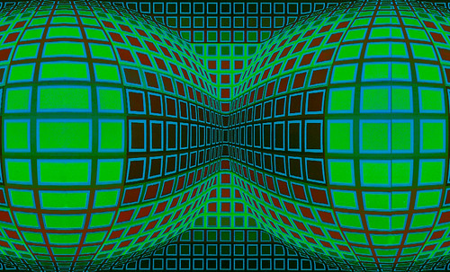 "Victor Vasarely • <a style=""font-size:0.8em;"" href=""http://www.flickr.com/photos/30735181@N00/5324143856/"" target=""_blank"">View on Flickr</a>"