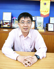 Dr. Boo, Johor DAP chairman