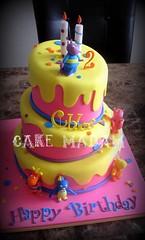 Backyardigans cake (Cake Madam) Tags: cake backyardigans backyardiganscake