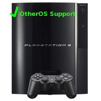 Playstation 3 Custom Firmware Doesn't Support Piracy