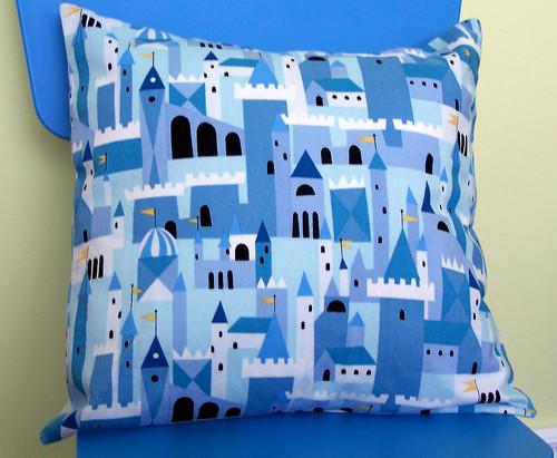 Castles Pillow