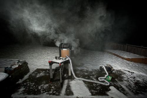 Proto-A Cold smoker