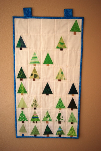 Little Forest Wallhanging