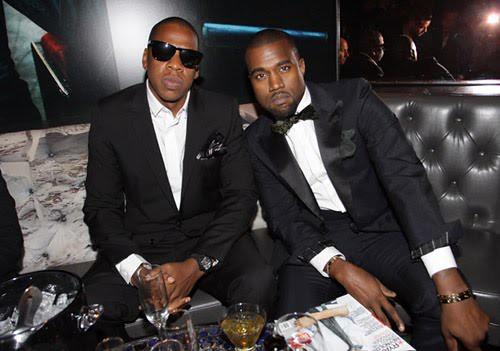Jay-Z-Kanye-West