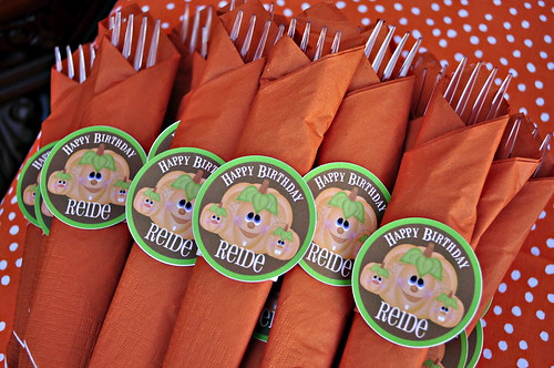 Backyard Pumpkin Patch Party : Kami Buchanan Custom Designs Pumpkin Patch Party