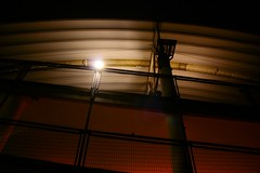 Nachts @ Plus City (austrianpsycho) Tags: building abend licht nacht gebäude parkhaus pasching pluscity