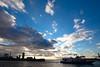 Port (greentealover79) Tags: travel winter sunset japan port asia osaka osakaaquarium uwa tempozan 1635mm28 gettyvacation2010