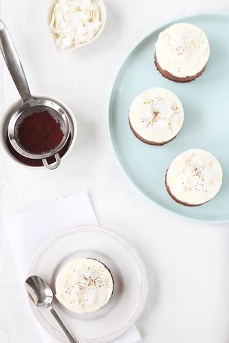 Mousse de xocolata i coco