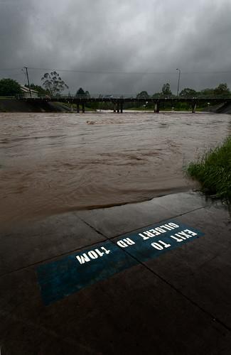 Brisbane Floodway