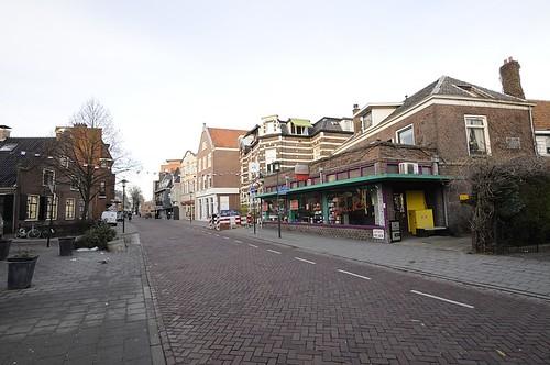Langetraat in Hilversum