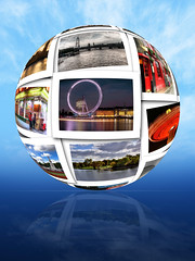 London Photo Globe