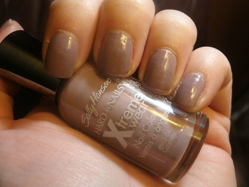 Sally Hansen xtreme wear Concrete