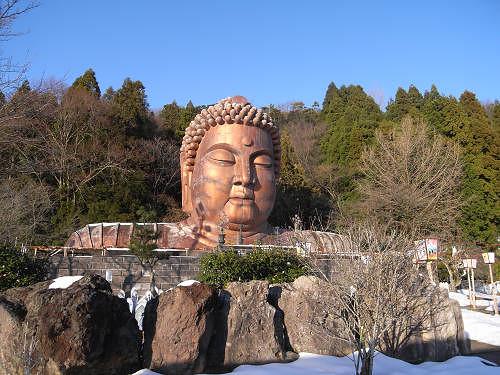 北陸の大仏さま探訪『ハニベ巌窟院』@石川県小松市
