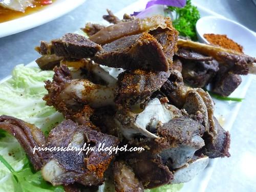 Cina Muslim Restoran 11