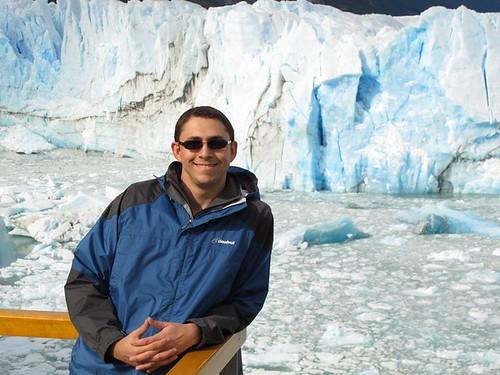 Alex in Patagonia