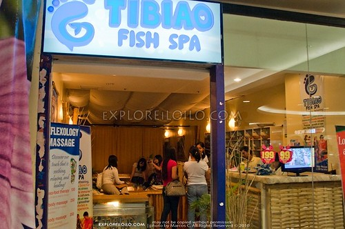 Tibiao Fish Spa   A Unique Exfoliating Experience