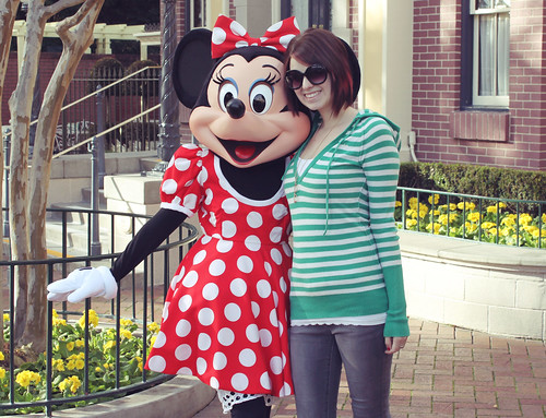 minnie is my favorite