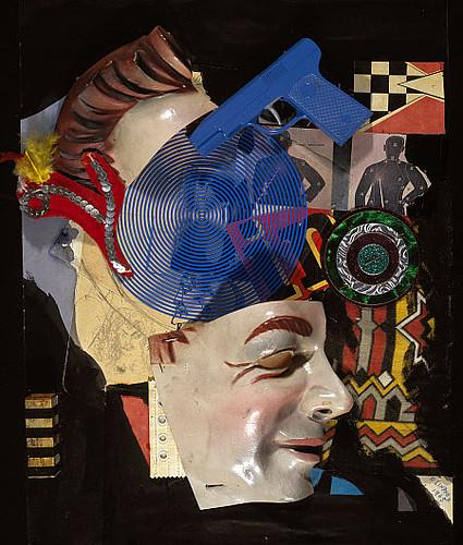 Lindner, Richard (1901-1978) - 1965 Untitled (National Galleries of Scotland, Edinburgh)