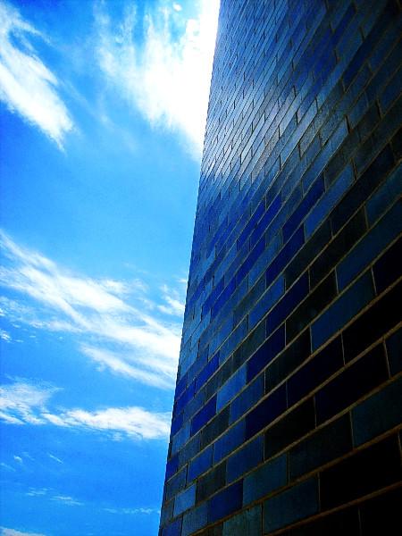 June 25, 2010: blue